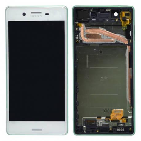 Γνήσια Οθόνη & Μηχανισμός Αφής Sony Xperia X F5121 / X Dual F5122 Λευκό 1302-4795