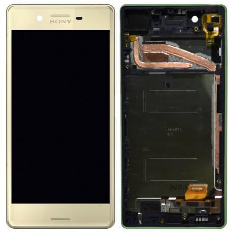 Γνήσια Οθόνη & Μηχανισμός Αφής Sony Xperia X F5121 / X Dual F5122 Πράσινο 1302-4798