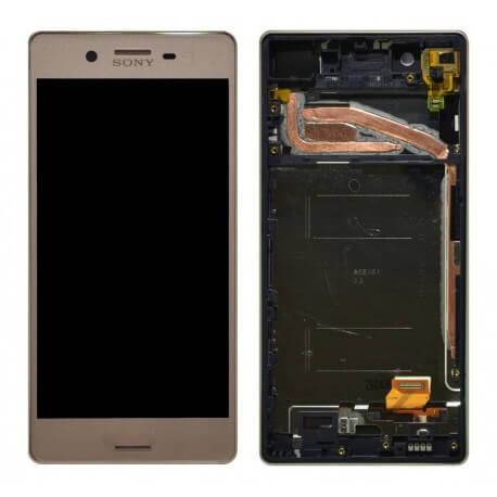 Γνήσια Οθόνη & Μηχανισμός Αφής Sony Xperia X F5121 / X Dual F5122 Ρόζ 1302-4799