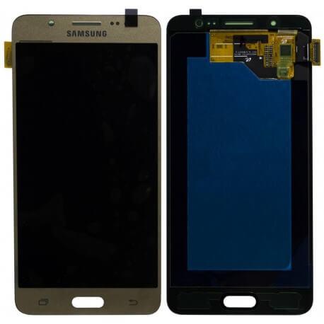 Γνήσια Οθόνη & Μηχανισμός Αφής Samsung SM-J510FN Galaxy J5 (2016) Χρυσαφί GH97-18792A
