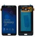 Γνήσια Οθόνη & Μηχανισμός Αφής Samsung SM-J710 Galaxy J7 (2016) Μαύρο GH97-18855B