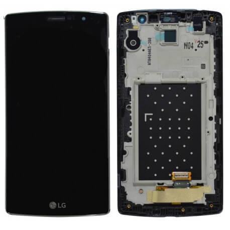 Γνήσια Οθόνη & Μηχανισμός Αφής LG G4s H735 Μαύρο ACQ88470601