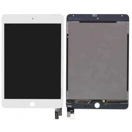 Οθόνη & Μηχανισμός Αφής Apple iPad Mini 4 Λευκό Type A