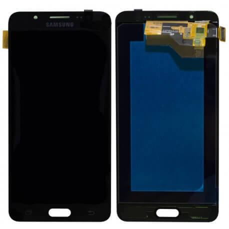 Γνήσια Οθόνη & Μηχανισμός Αφής Samsung SM-J510FN Galaxy J5 (2016) Μαύρο GH97-18792B