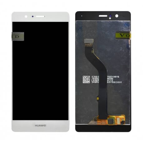 Οθόνη & Μηχανισμός Αφής Huawei P9 Lite Λευκό χωρίς Πλαίσιο