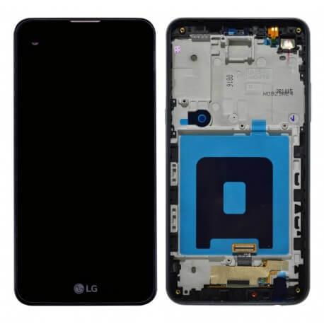 Γνήσια Οθόνη & Μηχανισμός Αφής LG X Screen K500N Μαύρο ACQ88810812