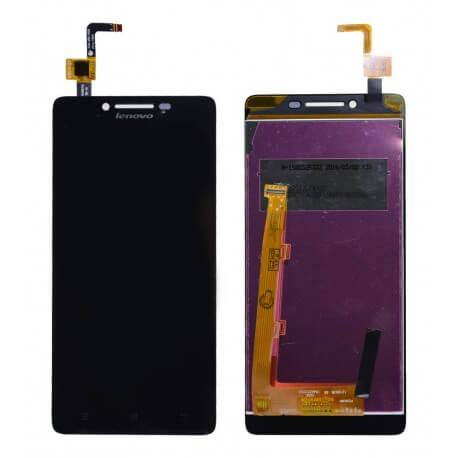 Οθόνη & Μηχανισμός Αφής Lenovo A6010 Μαύρο