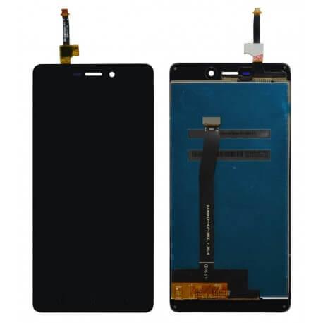 Οθόνη & Μηχανισμός Αφής Xiaomi Redmi 3S Μαύρο