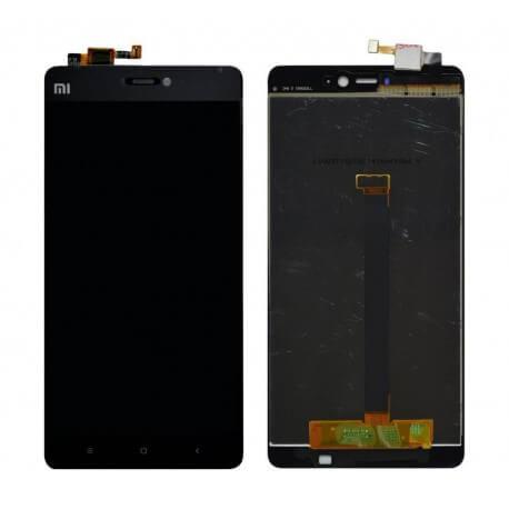 Γνήσια Οθόνη & Μηχανισμός Αφής Xiaomi Mi 4S Μαύρο χωρίς Πλαίσιο