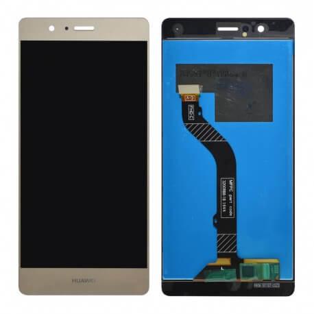 Οθόνη & Μηχανισμός Αφής Huawei P9 Lite Χρυσαφί χωρίς Πλαίσιο