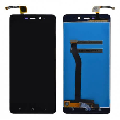 Οθόνη & Μηχανισμός Αφής Xiaomi Redmi 4 Pro Μαύρο