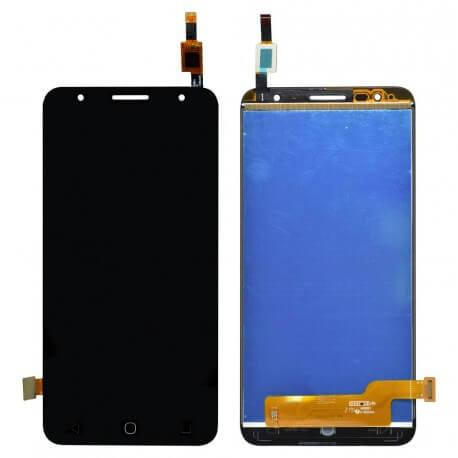 Οθόνη & Μηχανισμός Αφής Alcatel One Touch Pop 4 Plus OT-5056D Μαύρο xωρίς Κόλλα, Πλαίσιο