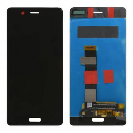 Οθόνη & Μηχανισμός Αφής Nokia 5/5 Dual Μαύρο χωρίς Πλαίσιο. Κόλλα