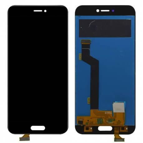 Γνήσια Οθόνη & Μηχανισμός Αφής Xiaomi Mi 5C Μαύρο χωρίς Πλαίσιο