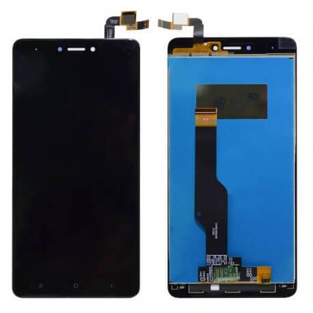 Οθόνη & Μηχανισμός Αφής Xiaomi Redmi Note 4X Μαύρο