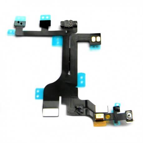 Διακόπτης On/Off Apple iPhone 5C με Πλήκτρα Έντασης και Σίγασης Original