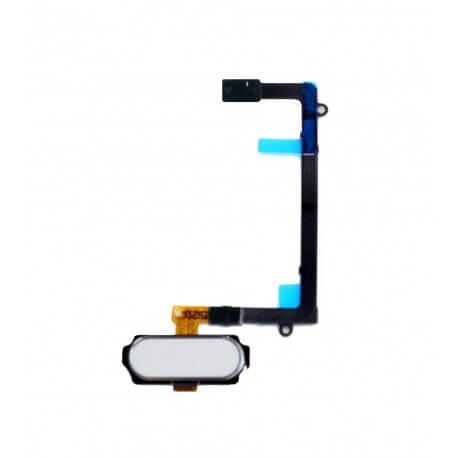 Σέτ Κεντρικού Πλήκτρου Samsung SM-G925F Galaxy S6 Edge Μαύρο Original GH96-08253A