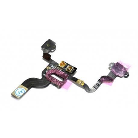 Διακόπτης On/Off Apple iPhone 4 με Αισθητήρα Φωτισμού Original