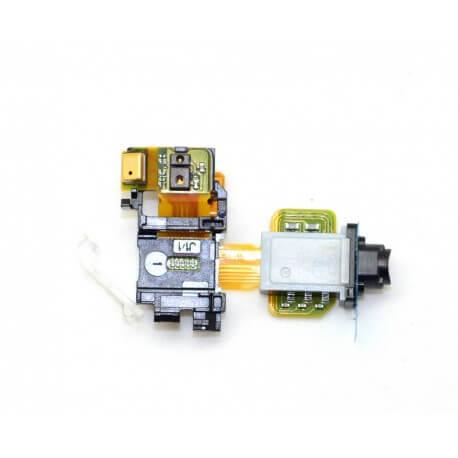 Επαφή Ακουστικών Sony Xperia Z3 Dual D6633 με Αισθητήρα Φωτισμού και Μικρόφωνο Ανοιχτής Ακρόασης Original 1285-7766