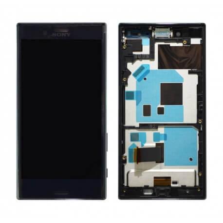 Γνήσια Οθόνη & Μηχανισμός Αφής Sony Xperia X Compact F5321 Μαύρο 1304-1869
