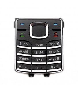 Πληκτρολόγιο Nokia 6500 Classic Μαύρο OEM