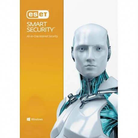 Eset Smart Antivirus 8 (3 Αδειες Χρήσης)