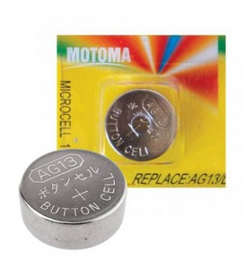 Buttoncell Motoma LR44 AG13 Τεμ. 1