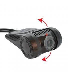 Καταγραφική Κάμερα Αυτοκινήτου RS301 1080p/30fps FullHD, Γωνία Λήψης 170°, Νυχτερινή Λειτουργία, Καταγραφή Φωτό & Βίντεο