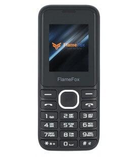 FlameFox Easy3 (Dual Sim) με Bluetooth, Ραδιόφωνο, Καλώδιο Φόρτισης GR