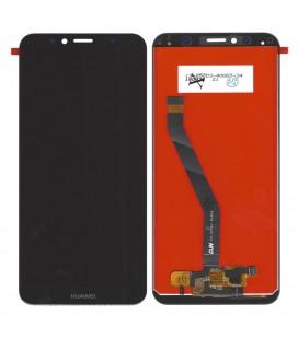 Οθόνη & Μηχανισμός Αφής Huawei Y6 Prime (2018) Μαύρο