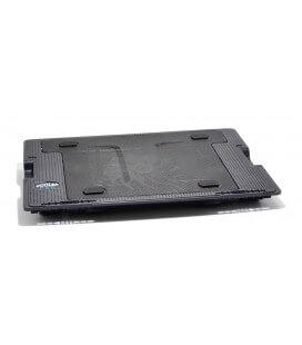 """Laptop Cooler Mobilis CP140 Μαύρο με Ρυθμιζόμενη Βάση για Φορητούς Υπολογιστές έως 17"""""""