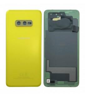 Καπάκι Μπαταρίας Samsung SM-G975F Galaxy S10e Κίτρινο Original GH82-18452G