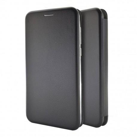 Θήκη Book Ancus Magnetic Curve για Samsung SM-A920F Galaxy A9 (2018) TPU Μαύρη