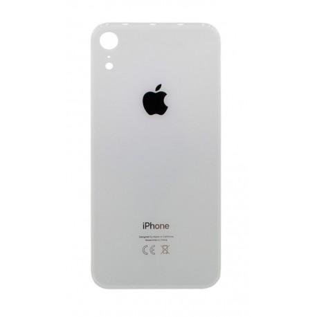 Πίσω Κάλυμμα Apple iPhone XR Λευκό χωρίς Τζαμάκι Κάμερας