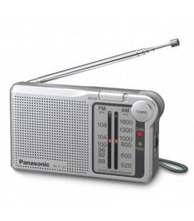 Φορητό Ραδιόφωνο Panasonic RF-P150D 1W Ασημί