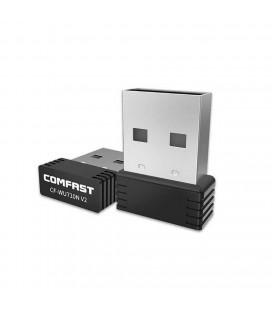 Wireless Mini USB Adapter Comfast CF-WU710N v2.0 150 Mbps