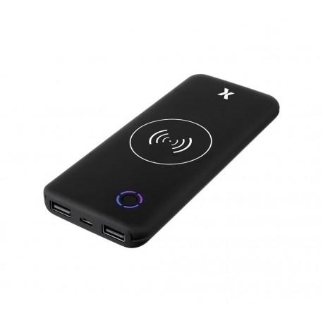 Power Bank Maxcom MA8000 MAX 8000mAh Fast Charge και Wireless Charging Μαύρο