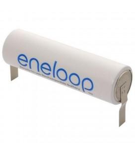 Μπαταρία Επαναφορτιζόμενη Panasonic eneloop BK-3MCCE Type U 1900 mAh size AA Ni-MH 1.2V με παράλληλα λαμάκια στους ακροδέκτες