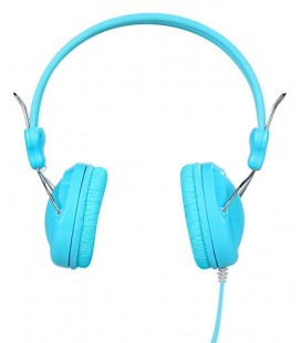 Ακουστικά Stereo Hoco W5 Μπλε
