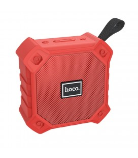 Φορητό Ηχείο Wireless Hoco BS34 Wireless Sports Κόκκινο TF Card και AUX Input