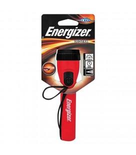 Φακός Energizer LED 25 Lumens με Χαμηλό Βάρος Κόκκινος