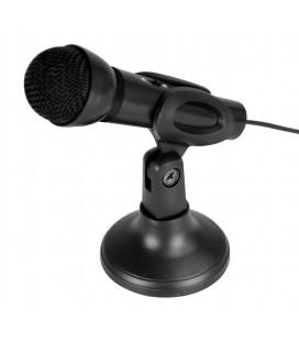 Μικρόφωνο H/Y Media-Tech MT393 Μαύρο με διακόπτη λειτουργίας και αποσπώμενη Βάση Στερέωσης