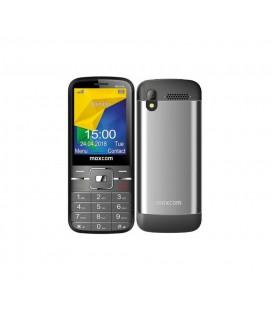 "Maxcom MM144 (Dual Sim) 2.4"" με Κάμερα, Bluetooth, Φακό, Ανοιχτή Ακρόαση και Ραδιόφωνο Γκρι"
