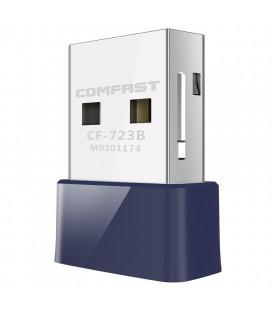 Bluetooth Wireless USB Adapter Comfast CF-WU723B 2 σε 1 150 Mbps