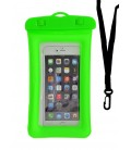Θήκη Αδιάβροχη Ancus για Apple iPhone SE/5/5S/5C και Ηλεκτρονικών Συσκευών Πράσινη με Κορδόνι Μεταφοράς