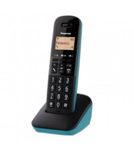 Ασύρματο Ψηφιακό Τηλέφωνο Panasonic KX-TGB610JTC Μαύρο - Τυρκουάζ