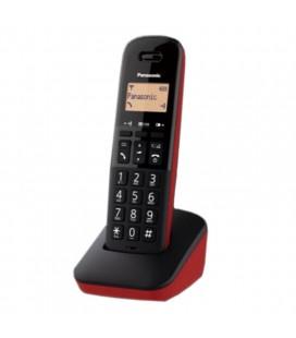 Ασύρματο Ψηφιακό Τηλέφωνο Panasonic KX-TGB610JTR Μαύρο - Κόκκινο
