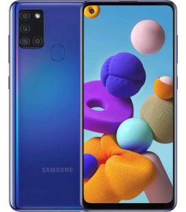Samsung SM-A217F Galaxy A21s Dual Sim 6.5'' 4G 3GB/32GB Μπλέ