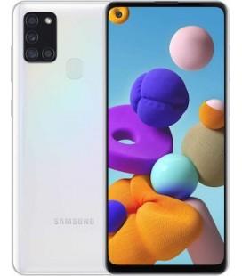 Samsung SM-A217F Galaxy A21s Dual Sim 6.5'' 4G 3GB/32GB Λευκό