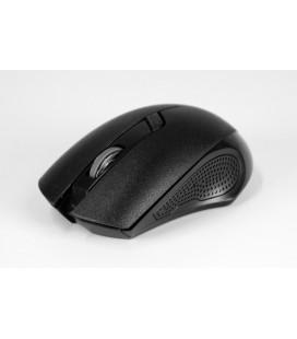 Ασύρματο Ποντίκι Media-Tech Trico MT1114 2400cpi με 3 Πλήκτρα Μαύρο